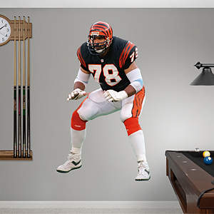Anthony Muñoz Fathead Wall Decal